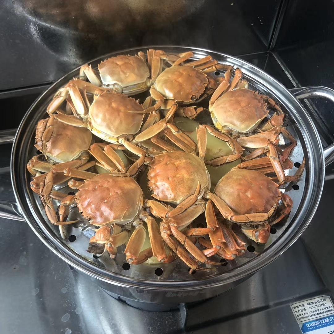 河蟹三两多少钱一斤