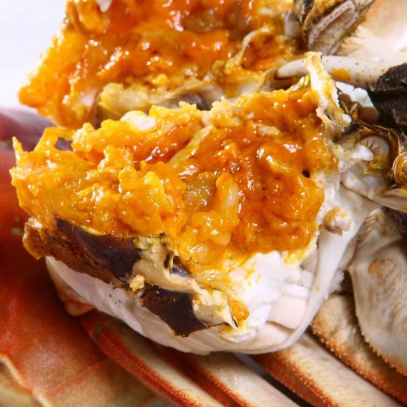 盘锦河蟹一个几两?怎么做好吃?