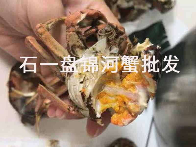 盘锦河蟹一般都多大?